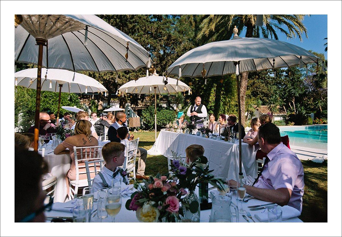 wedding venue Marbella
