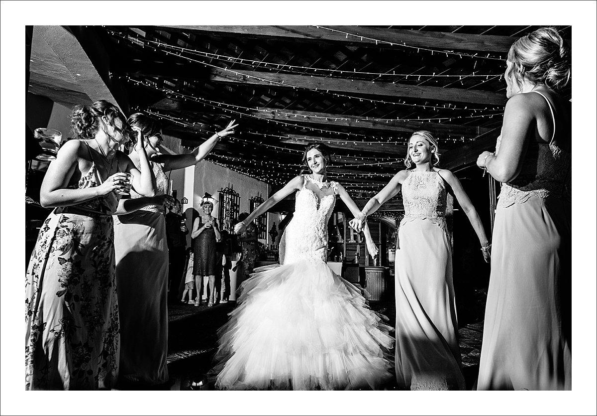 bride dancing wedding in Marbella