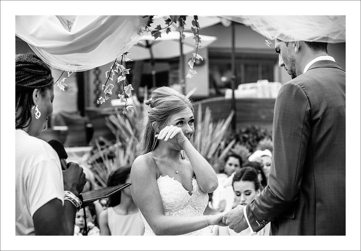 Tikitano wedding ceremony Marbella