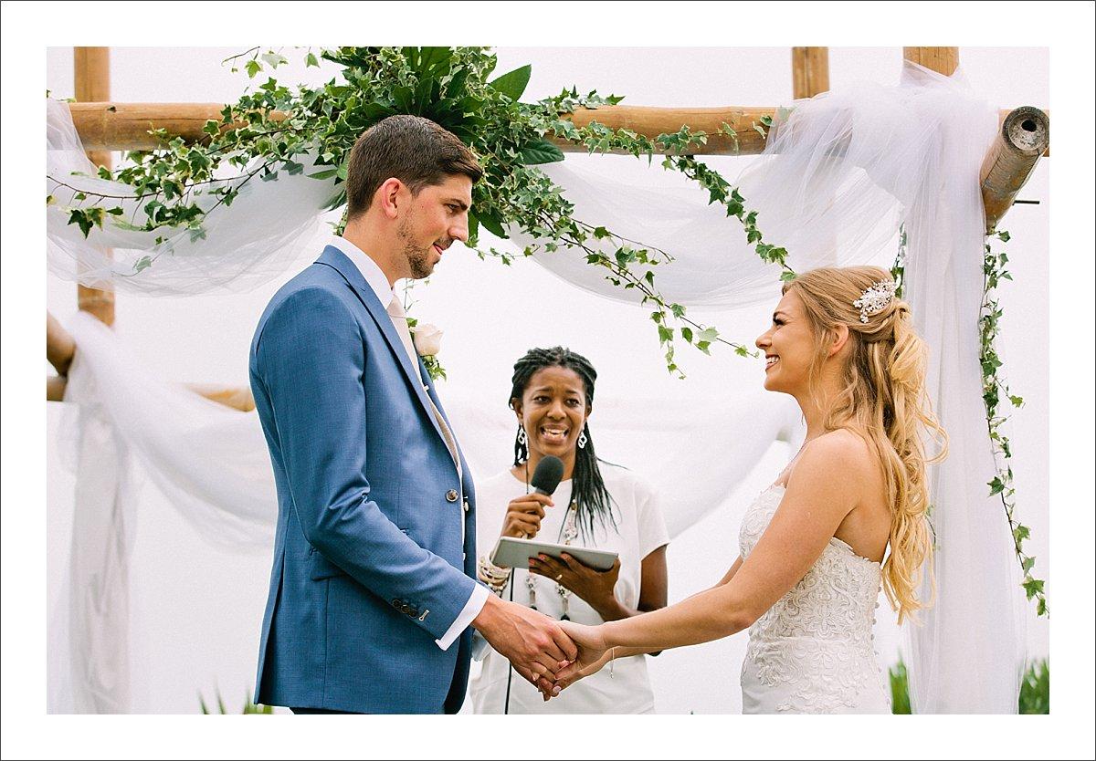 Tikitano wedding ceremony Marbella