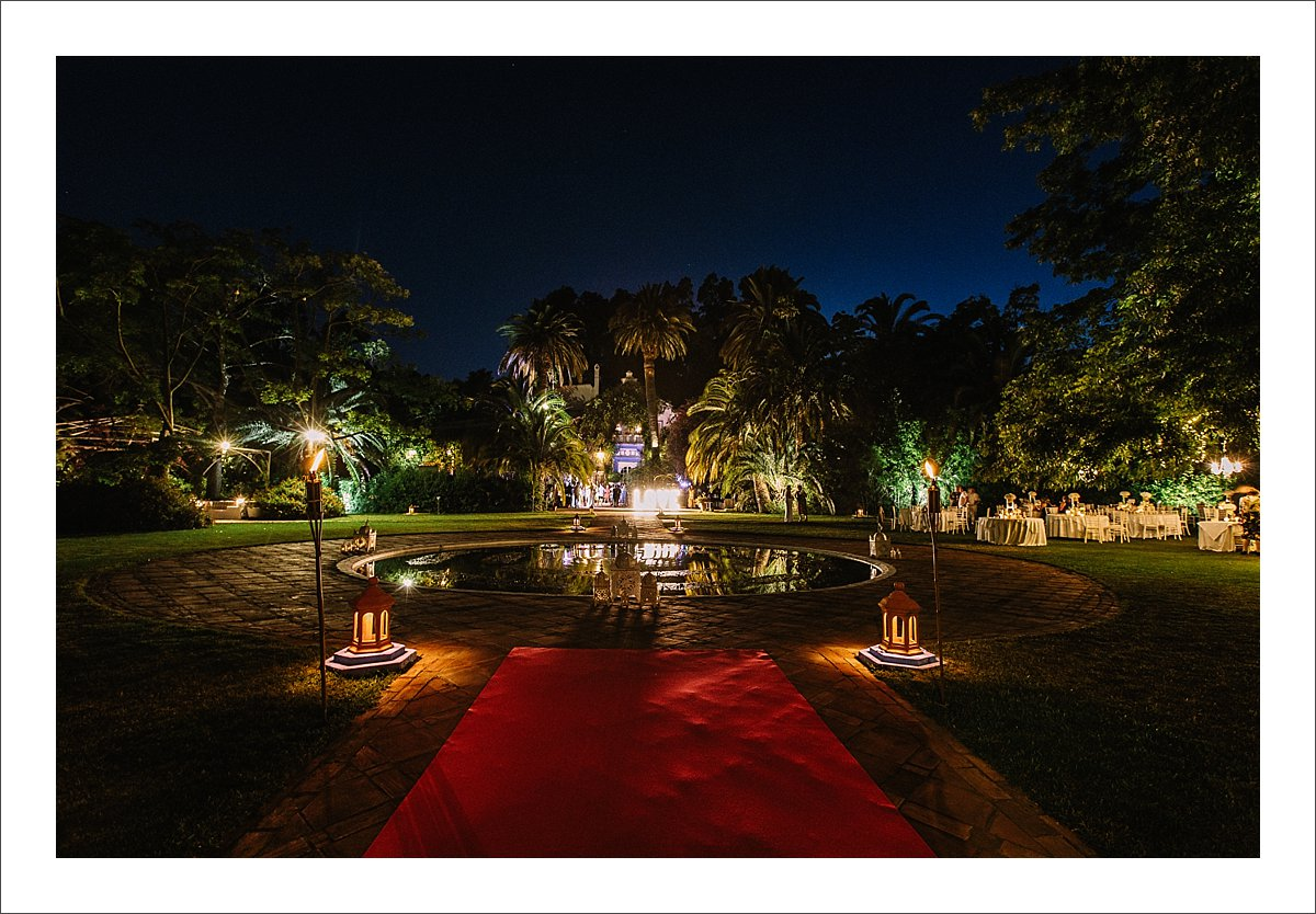 one of the best wedding venues around Marbella is Finca La Concepcion