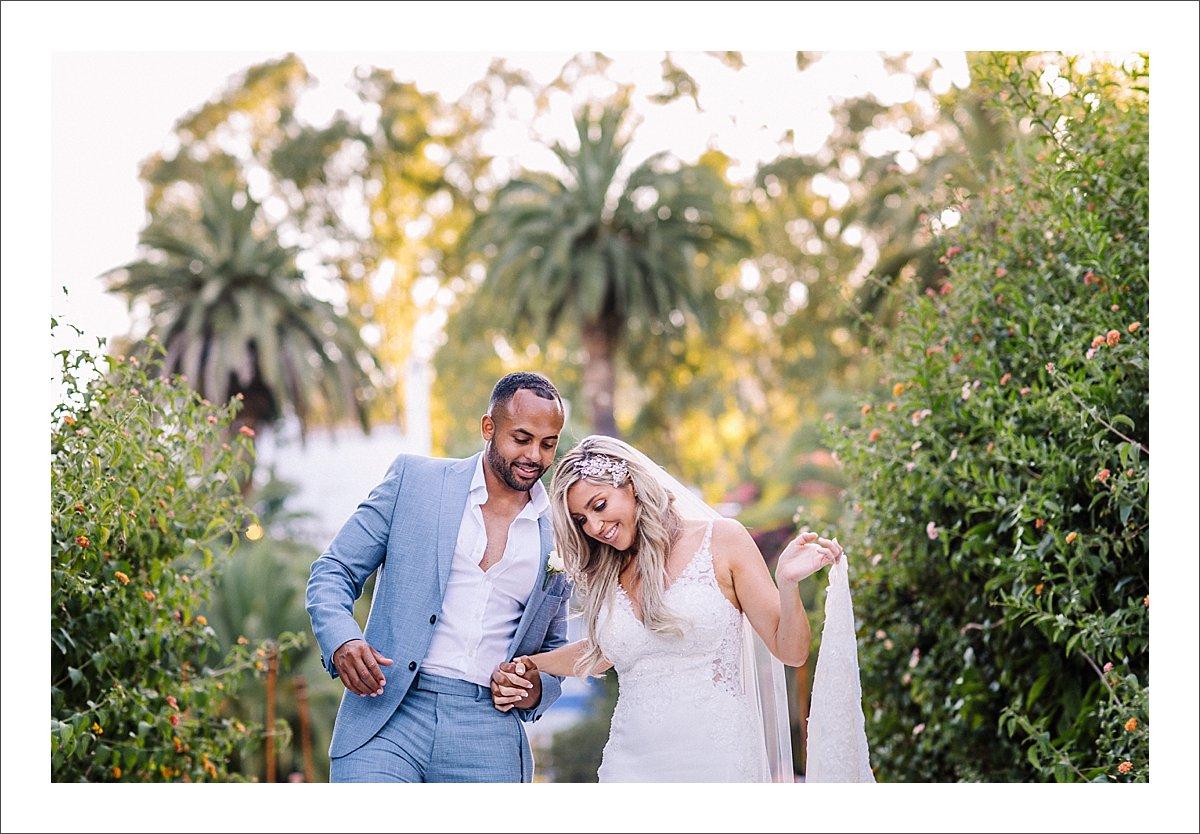 natural wedding photographer Marbella at Finca La Concepcion