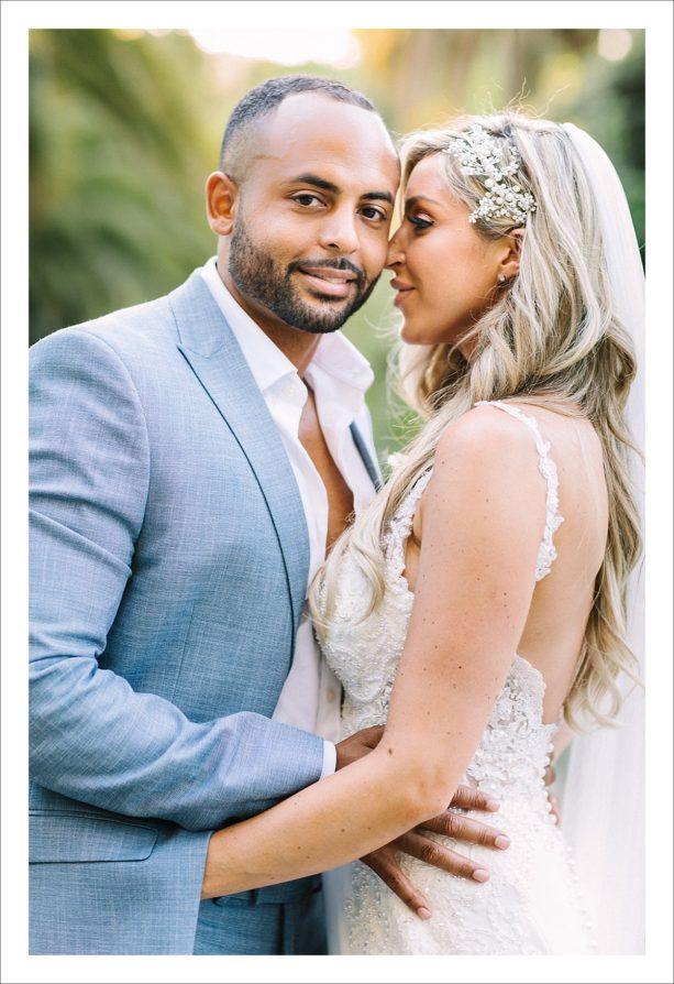 Finca La Concepcion wedding portraits