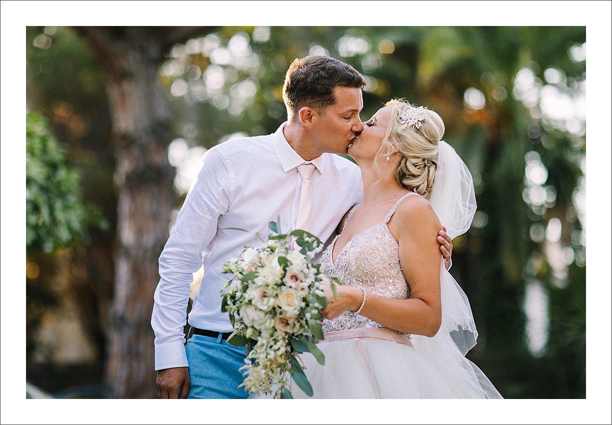 bride and groom wedding photography Malaga