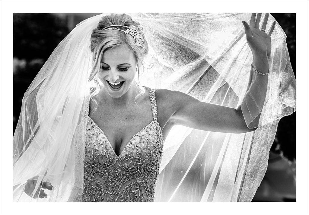 bride portrait Marbella wedding