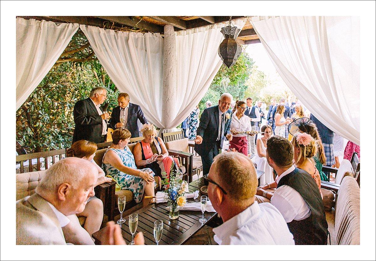 wedding venue Marbella Cortijo de los Caballos