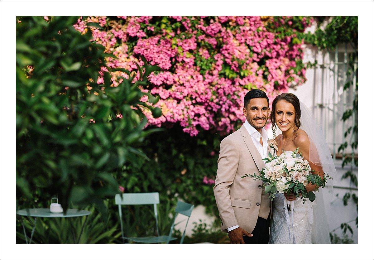 wedding portrait Marbella
