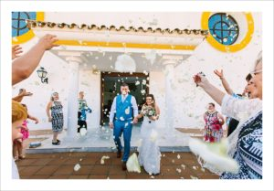 Benahavis church wedding