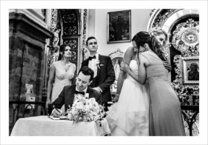 Encarnacion church wedding Marbella