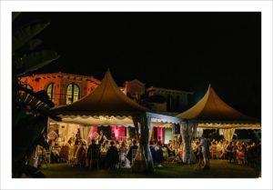 Villa Cisne wedding