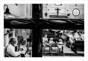Benahavis church wedding