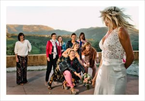 Ronda wedding photographer bodega