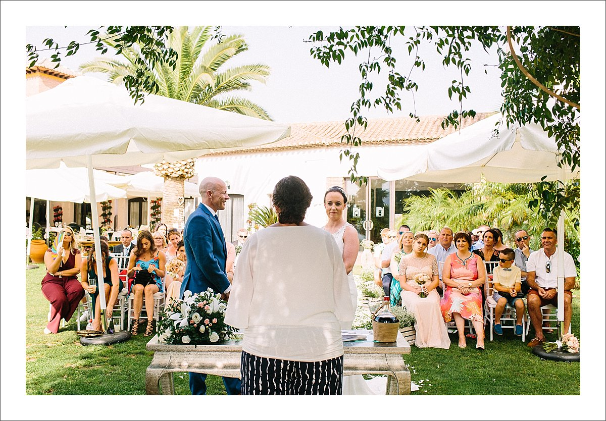 la vinuela hotel wedding