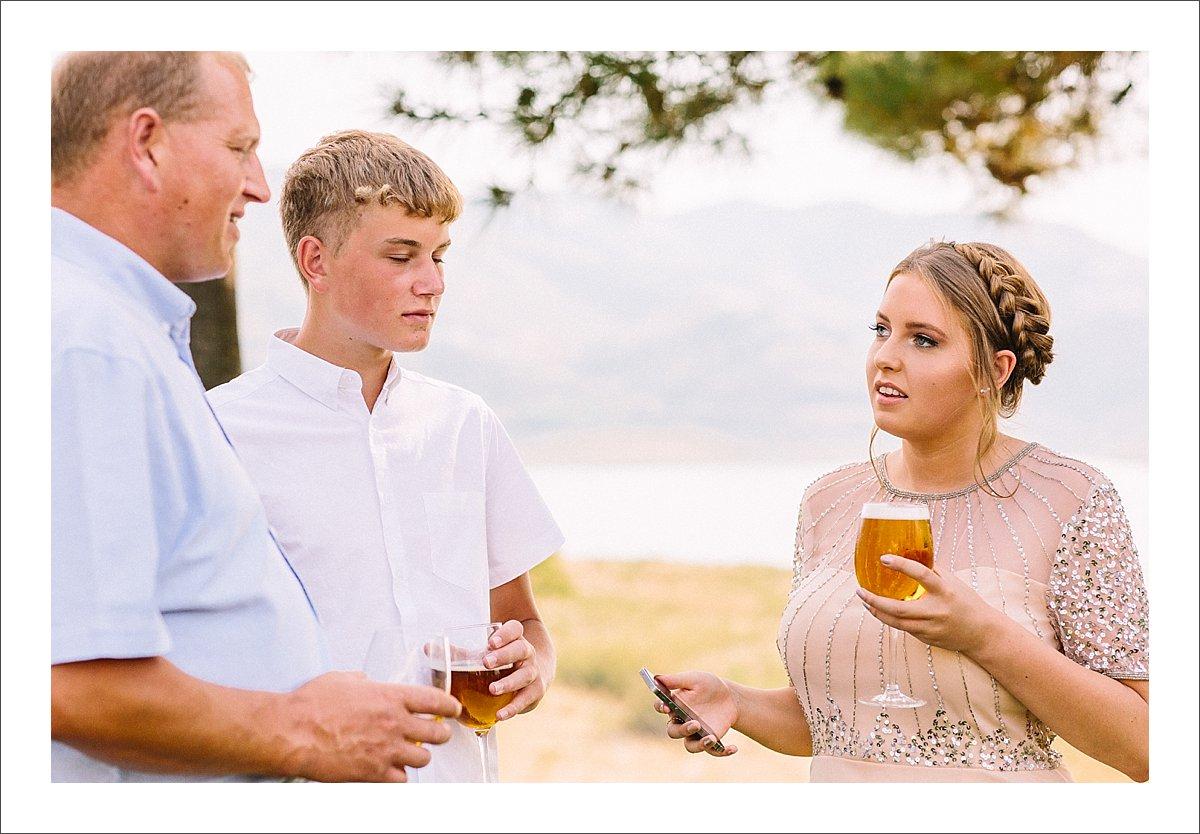 la vinuela hotel wedding