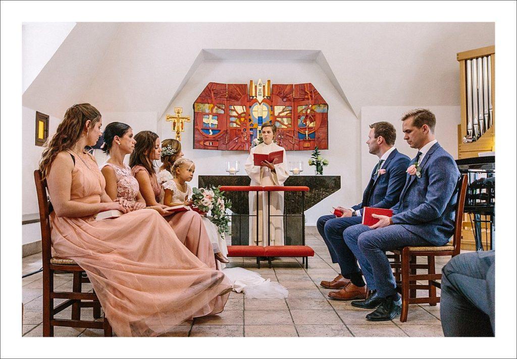 Norwegian church Spain