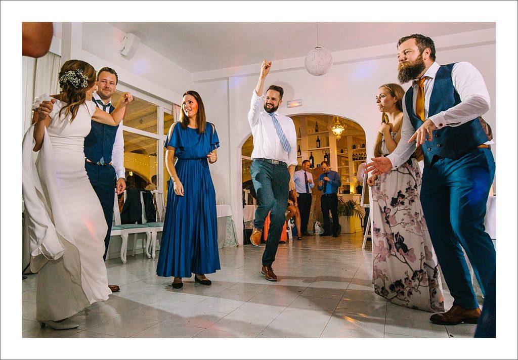 bryllup en spanien