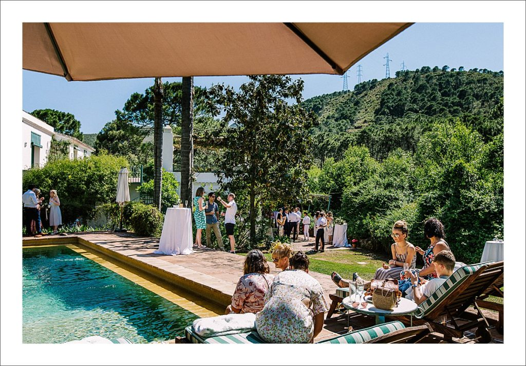 casa del rio wedding venue spain