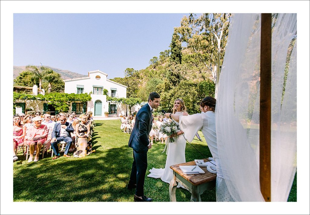destination wedding Spain