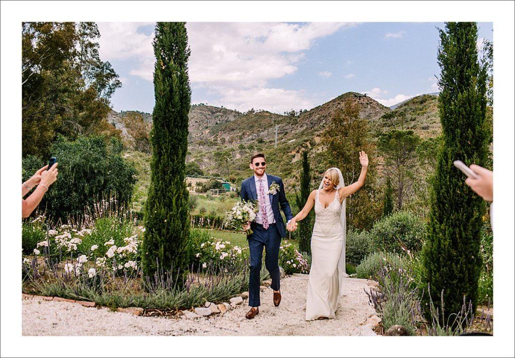 wedding photographer Costa del Sol Rosa Blanca