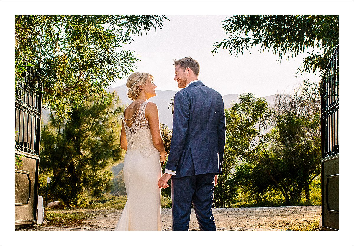 wedding photographer Spain bride and groom portrait