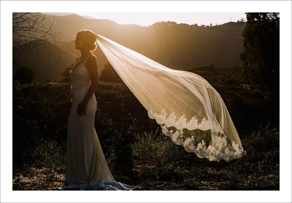 bride portrait Spain