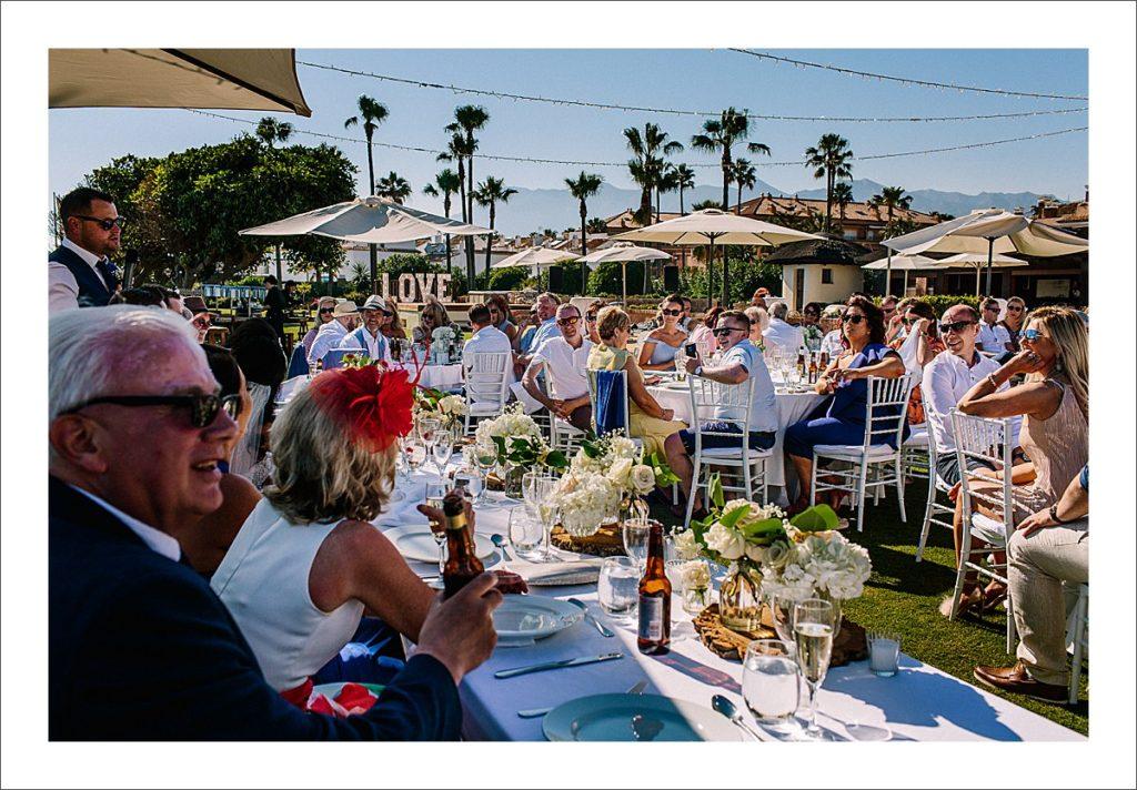Fiesta Sol weddings Spain Villa Alicate
