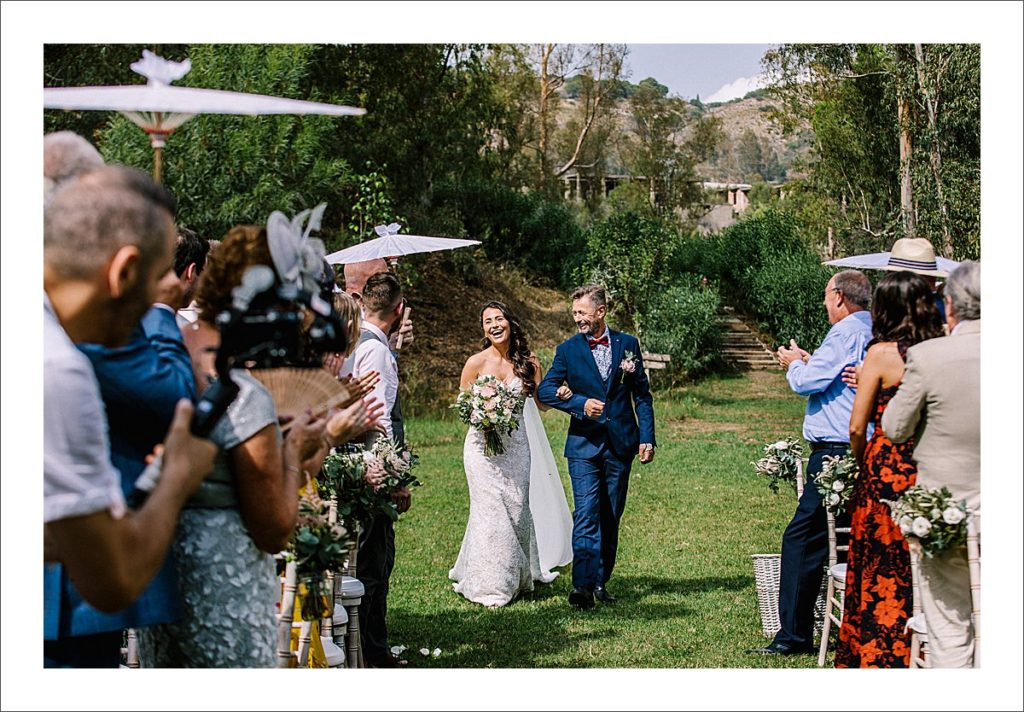 Irish wedding Spain
