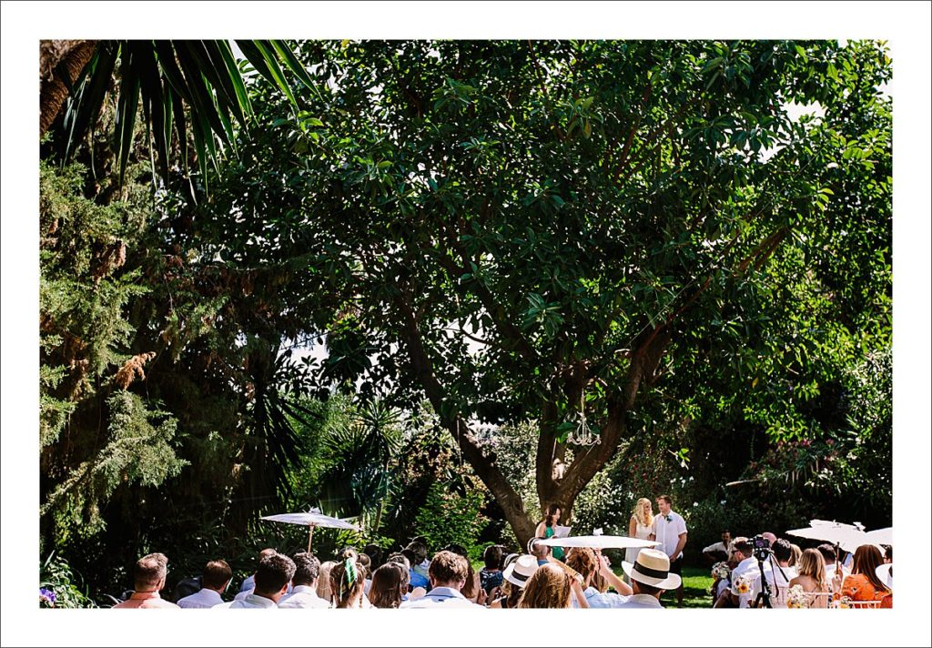 cortijo de los caballos wedding venue