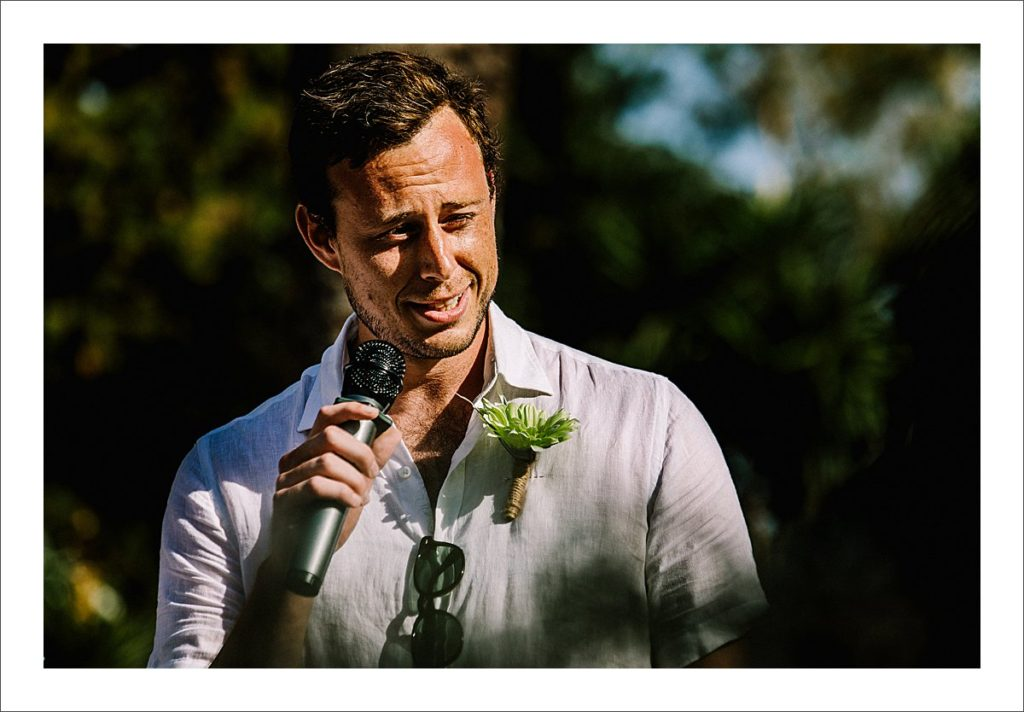 best man speech wedding spain