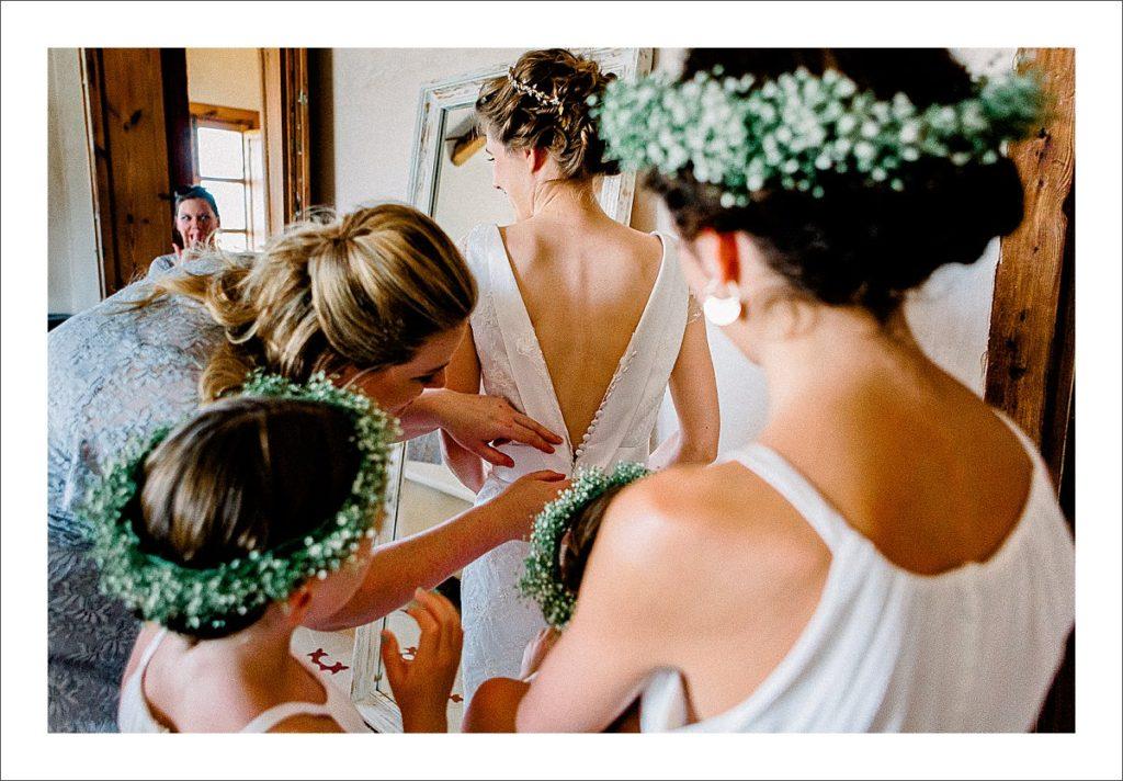 casa la siesta wedding getting ready