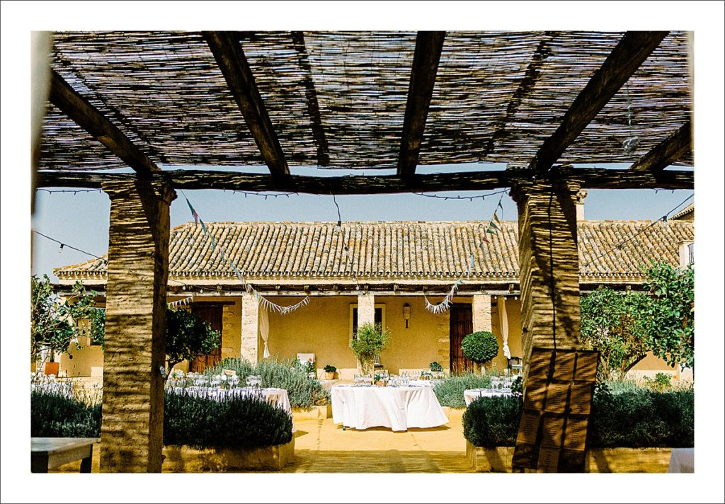 rustic wedding venue spain