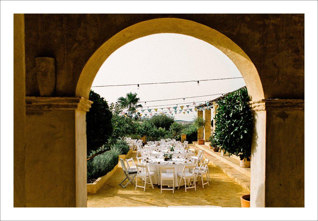 wedding venue spain