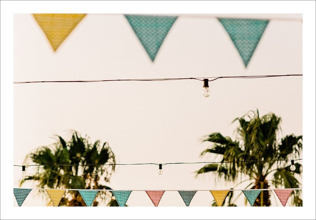 casa la siesta wedding decorations
