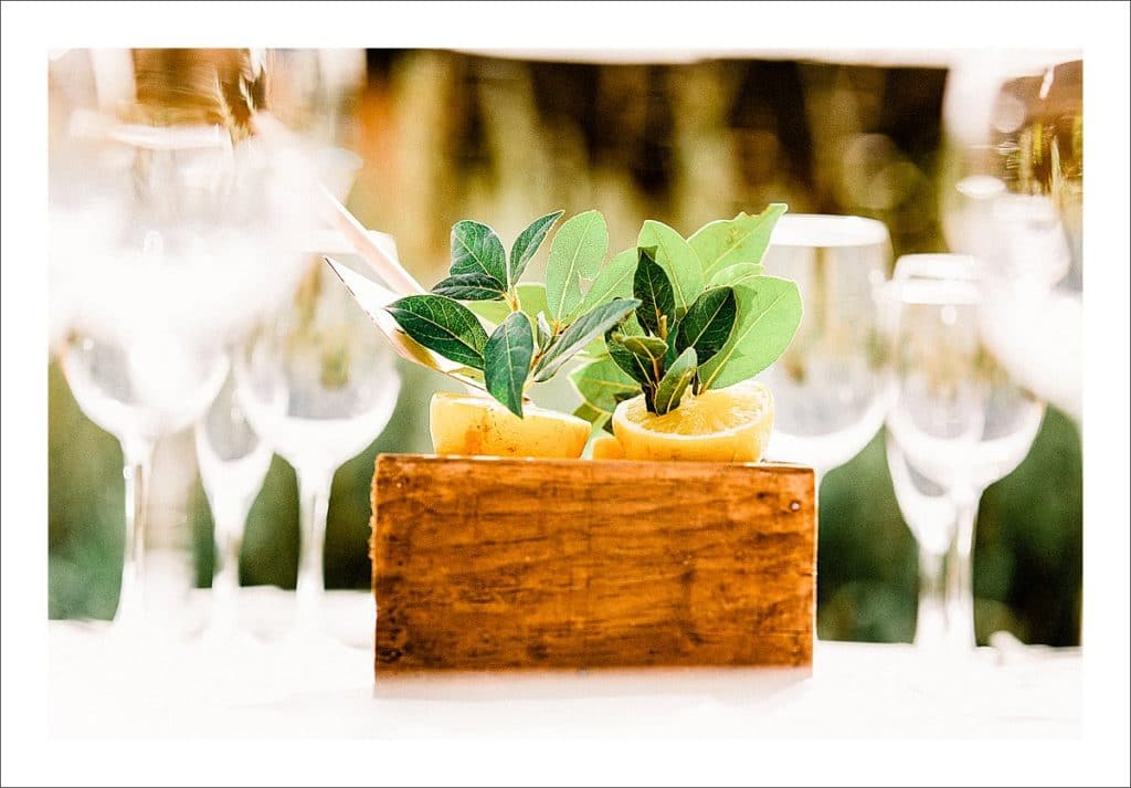 casa la siesta wedding table decor