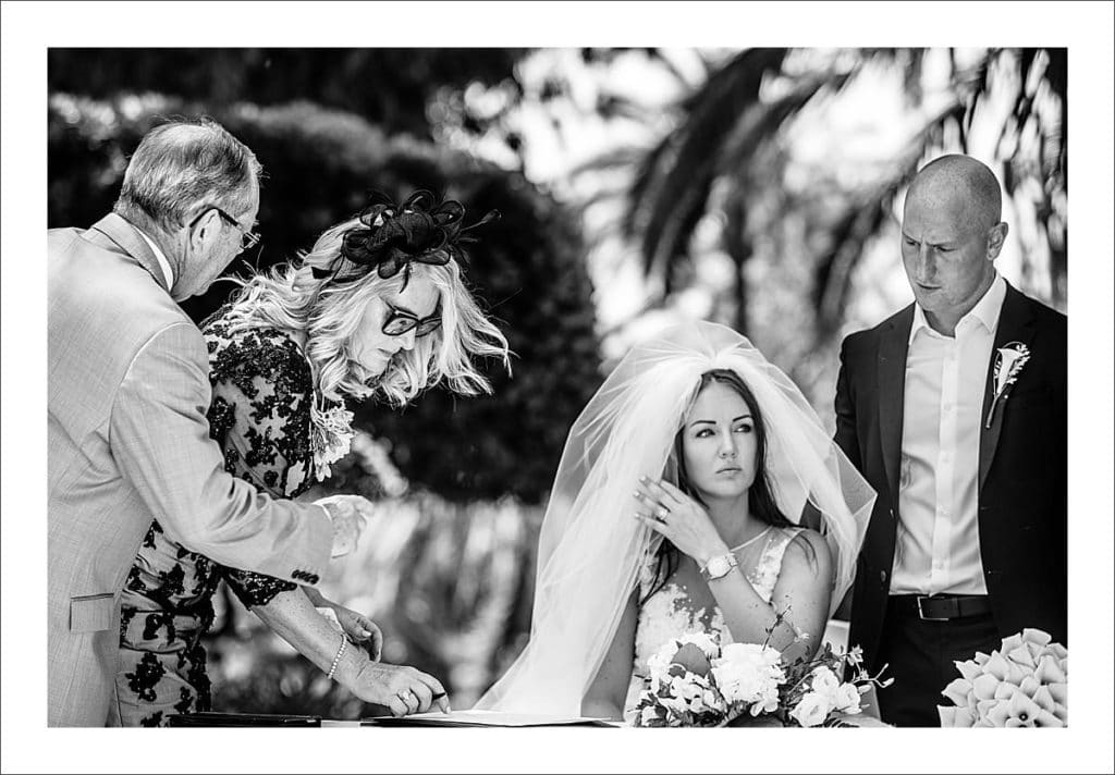 Don Carlos Marbella Wedding Ceremony