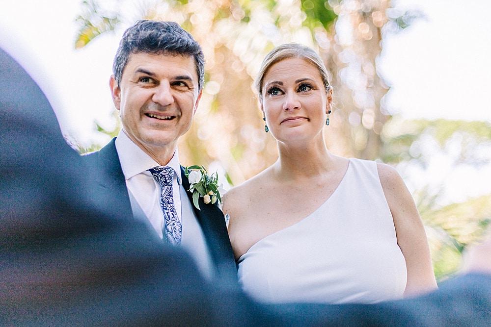 Alameda Gardens wedding Gibraltar